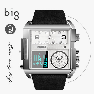 large face watch for men