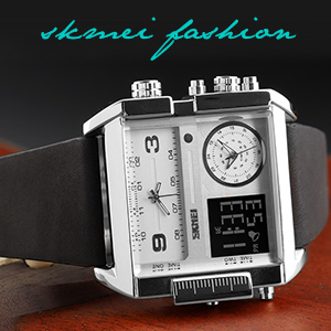 men quartz watch