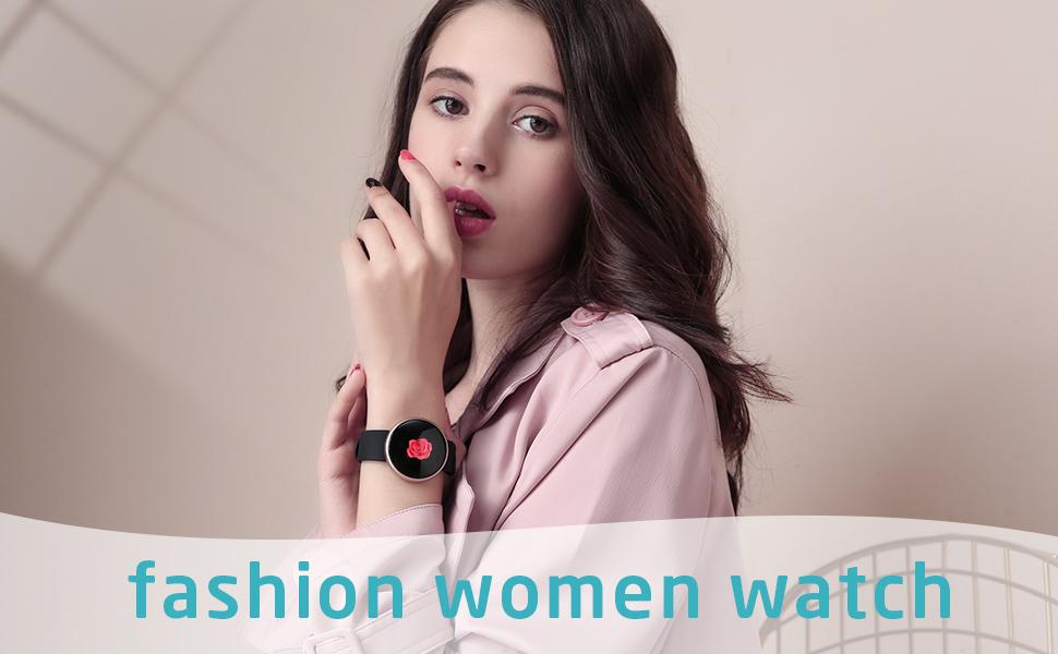 women smart watch