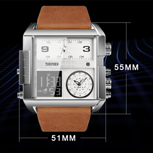 big face watch for men