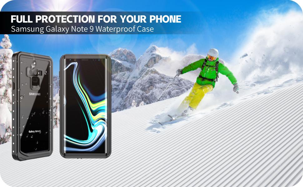 Samsung galaxy note 9 waterproof case