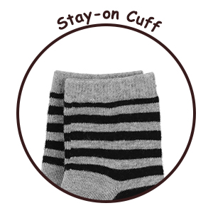 10 pair baby socks with grips
