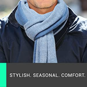 Mens winter scarf scarf for men knit scarf