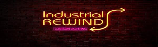 IR Custom Lighting Banner
