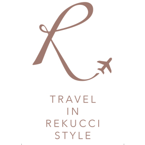 Rekucci Travel in Style items all have special hangtags