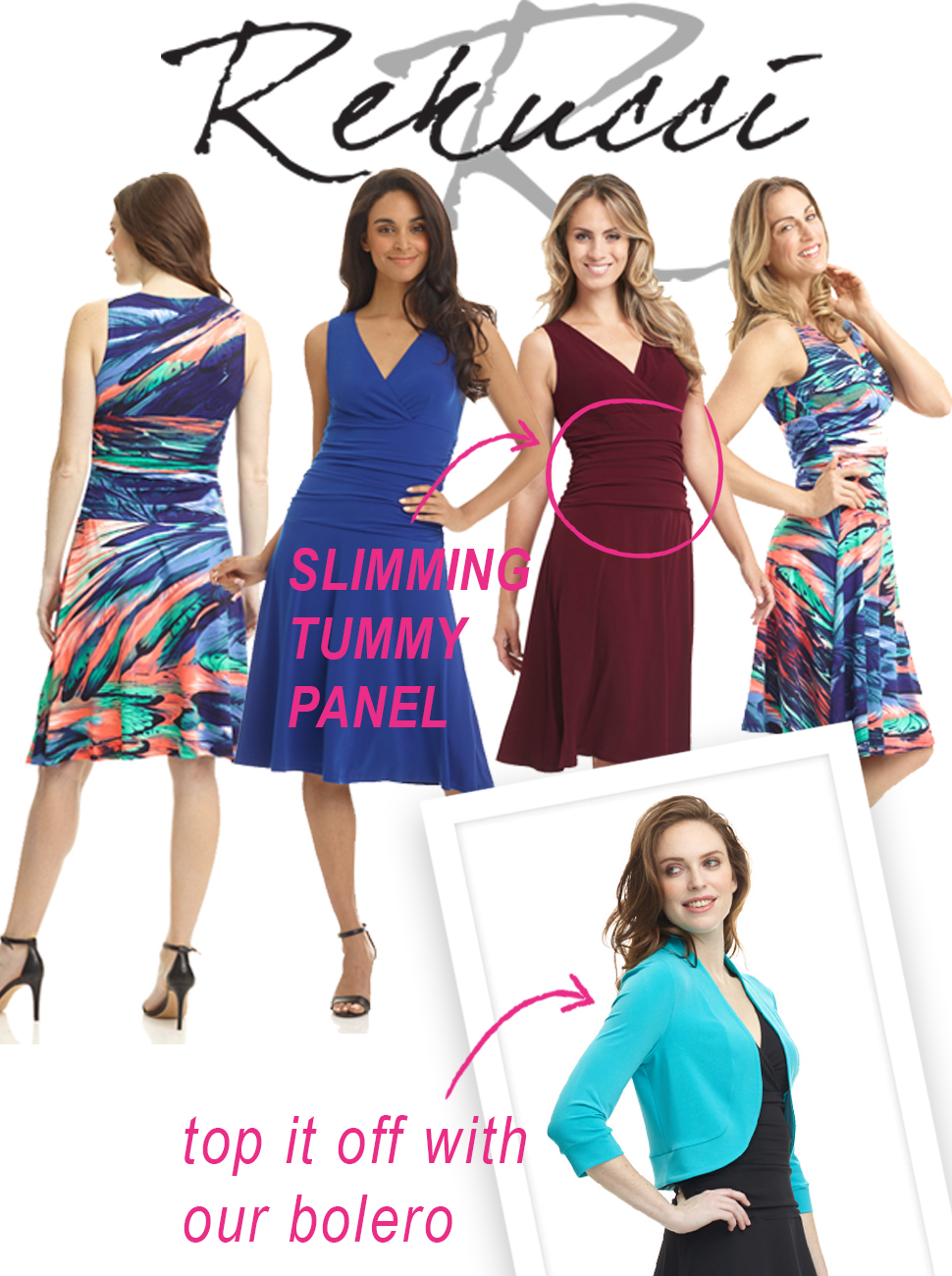 Amazon Com Rekucci Women S Slimming Sleeveless Fit And
