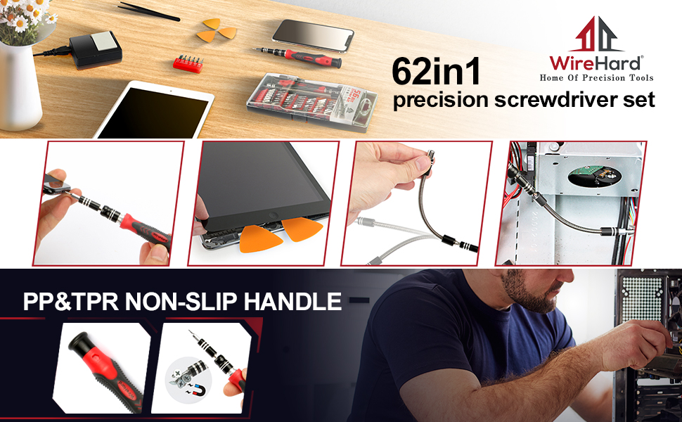 Mini computer Precision Screwdriver repair tool kit set for iPhone Cell Phone iPad Tablet PC MacBook