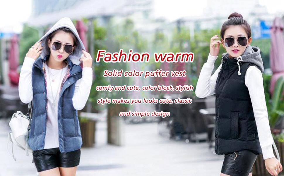 fashion warm