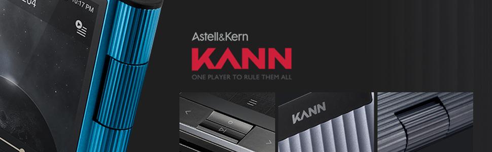 Astell&Kern KANN Banner