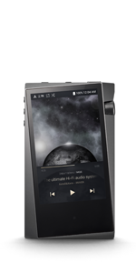Astell&Kern A&norma SR15 Portable High Resolution Portable Music Player