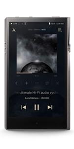 Astell&Kern A&futura SE100 High Resolution Portable Music Player
