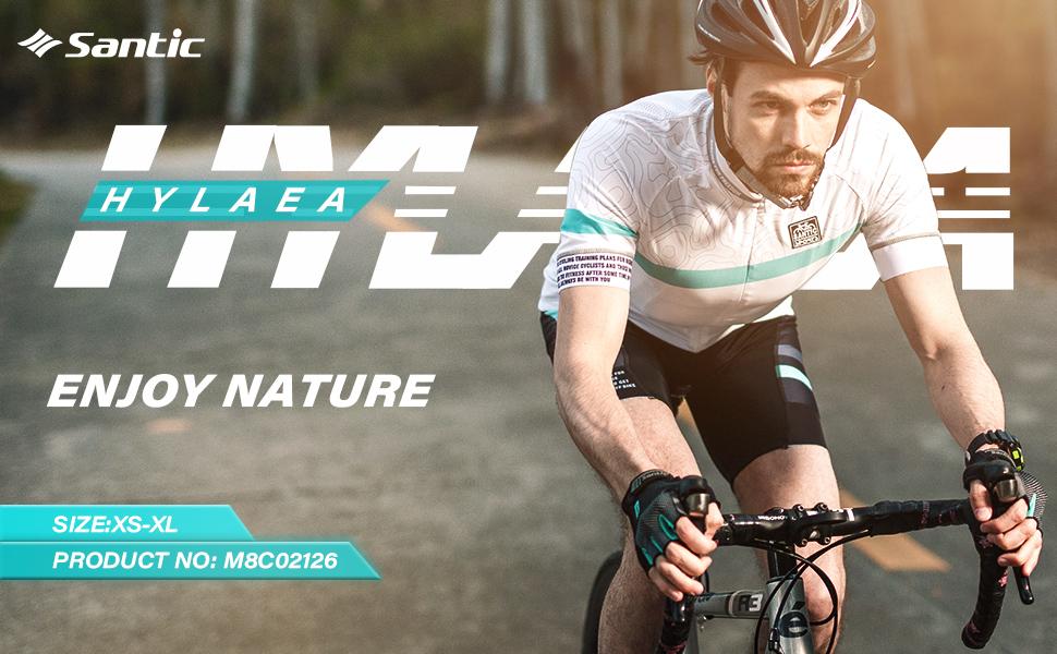 Set Mesh Shirt Cycling Men Half Sleeve Shorts Race Bike Sport
