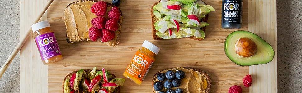 cold organic pressed juice shot vitamin c immune boosting dietary supplement