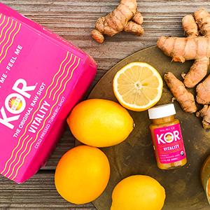 korshots organic cold pressed juice shots vitamin c immune boosting