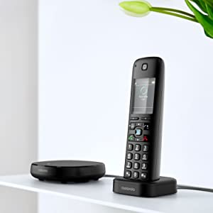 motorola alexabuiltin alexacalldad landline home telephone phone