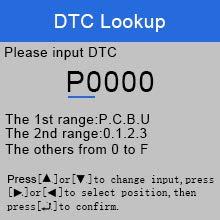 DTC look up
