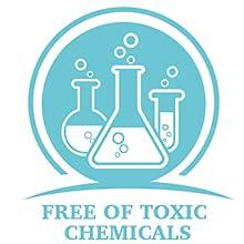 no chemicals natural paraben free