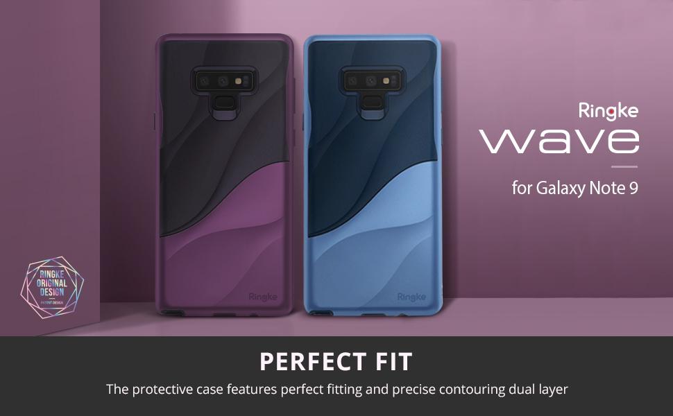 Husa Ringke Wave pentru Samsung Galaxy Note 9