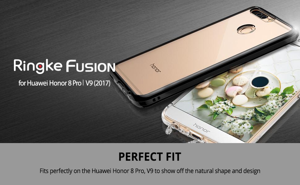 Amazon.com: Ringke FUSION – Carcasa para Huawei Honor 8 Pro ...