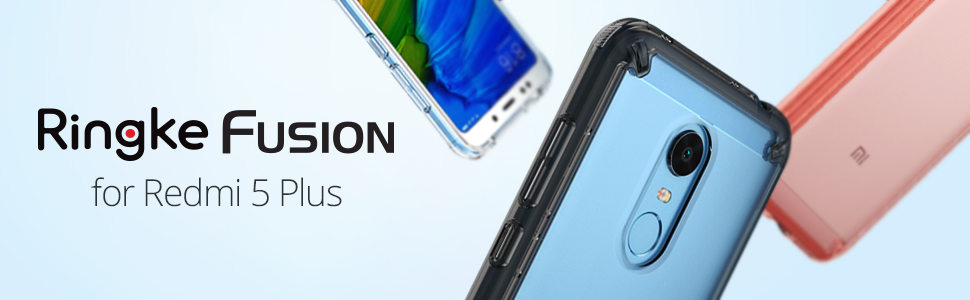 Ringke Fusion for Xiaomi Redmi Note 5 / Redmi 5 Plus
