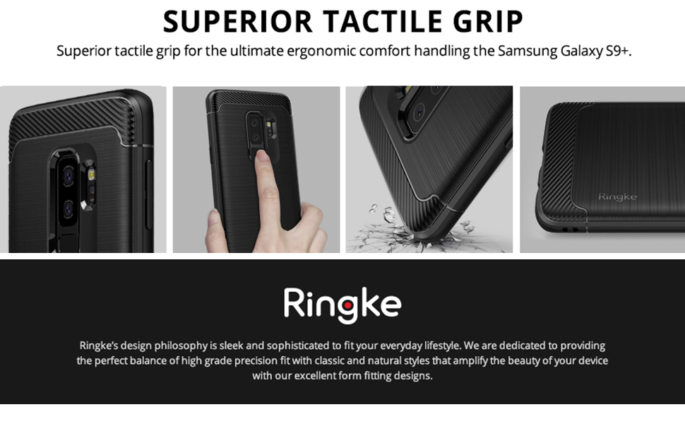 Ringke Onyx Case for Galaxy S9 Plus