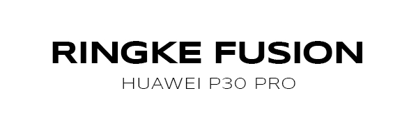 Ringke [Fusion] Designed for Huawei P30 Pro Crystal Clear PC Back Case Anti-Cling Dot Matrix