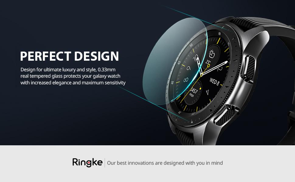 Galaxy Watch 42mm Screen Protector Ringke