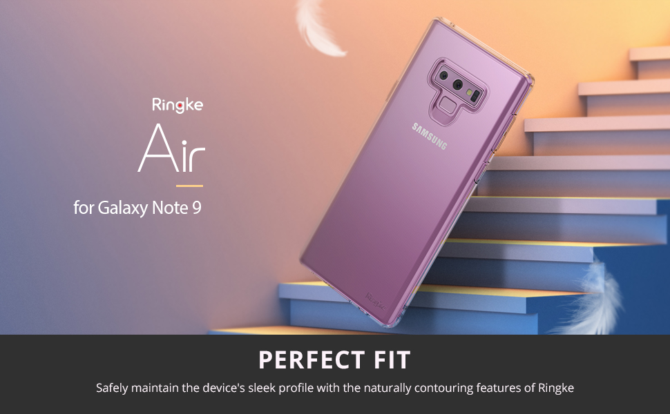 Husa Ringke AIR pentru Samsung Galaxy Note 9