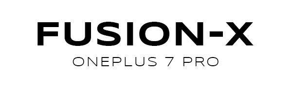Ringke Fusion-X Designed for Oneplus 7 Pro Case Ergonomic Transparent [Military Drop Tested Defense]