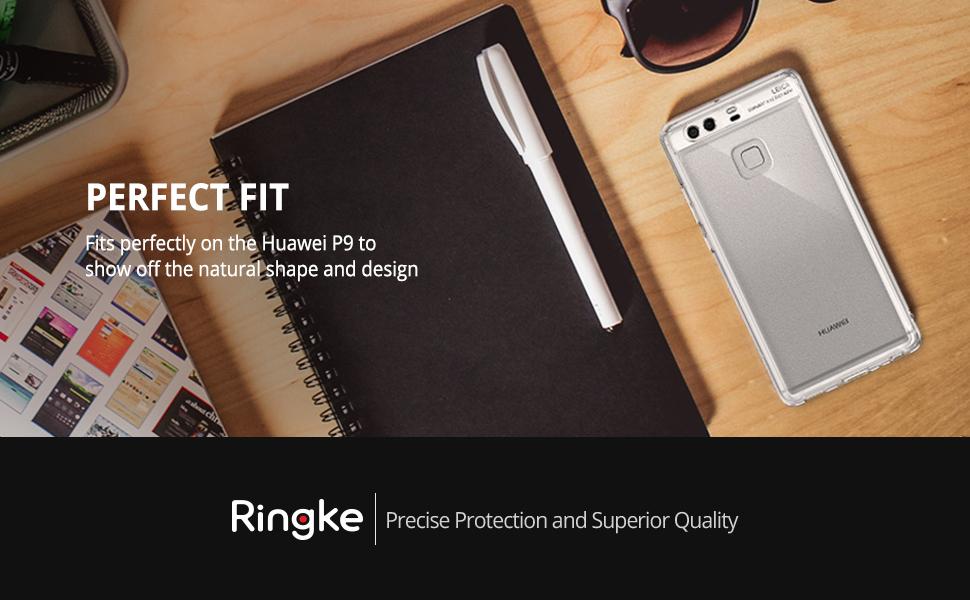 Amazon.com: Huawei P9 Funda, Ringke [Fusion]: AirLand