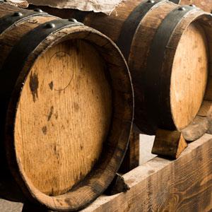Barrels for balsamic vinegar