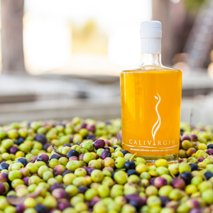 Olive oil awarded with Calivirgin
