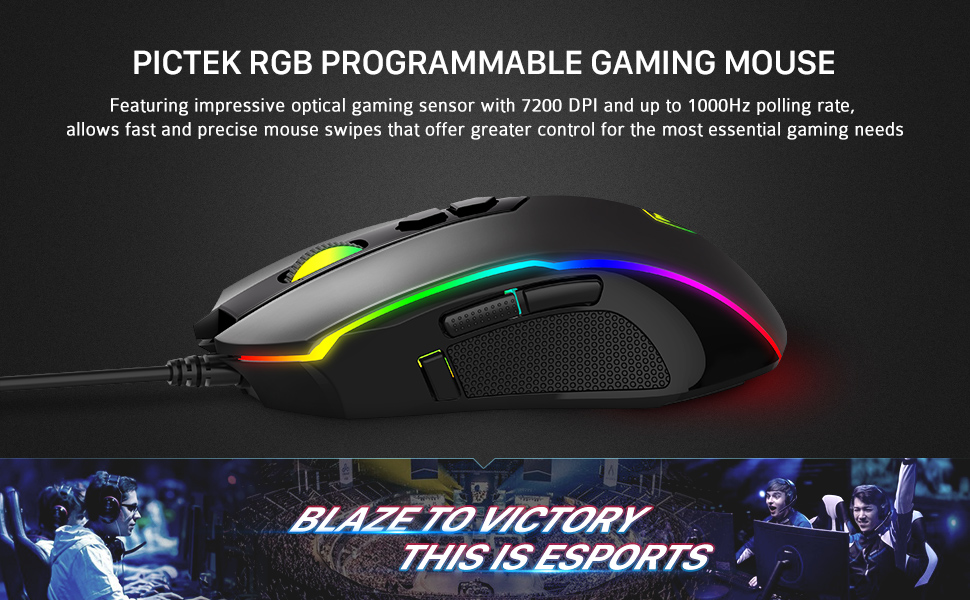 GAMING MOUSE SOFTWARE