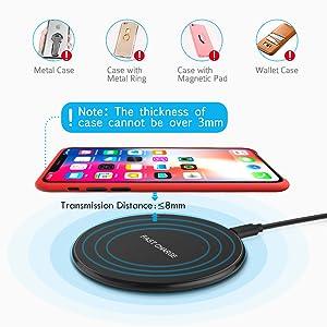 wirless charging pad
