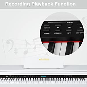 88 Key Digital Grand Piano