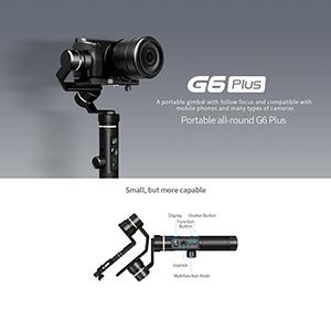 Handheld gimbal stabilizer