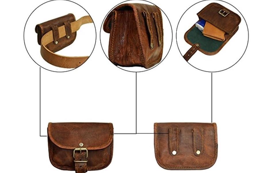 Leather Bumbag
