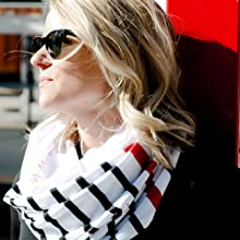 stripe red black white design fashion paris france eiffel tower louvre style modern couture design