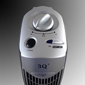 Amazon Com 3q Esp Ionic Air Purifier With Uv Germicidal