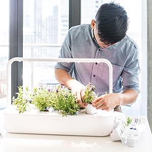 Amazon.com: Smart Garden 9: Jardín y Exteriores