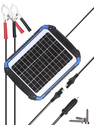 solar battery charger maintainer