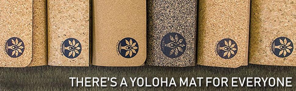 yoga mats cork sustainable
