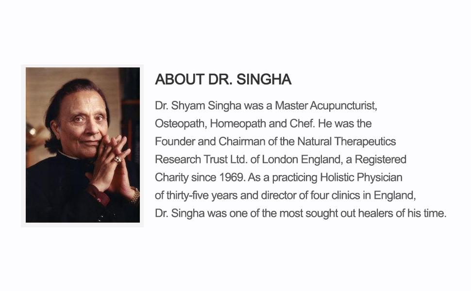 dr singha