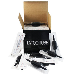ITATOO 10pcs 7 Magnum 10pcs 9 Magnum Assorted Sterilized Disposable Tattoo Tubes