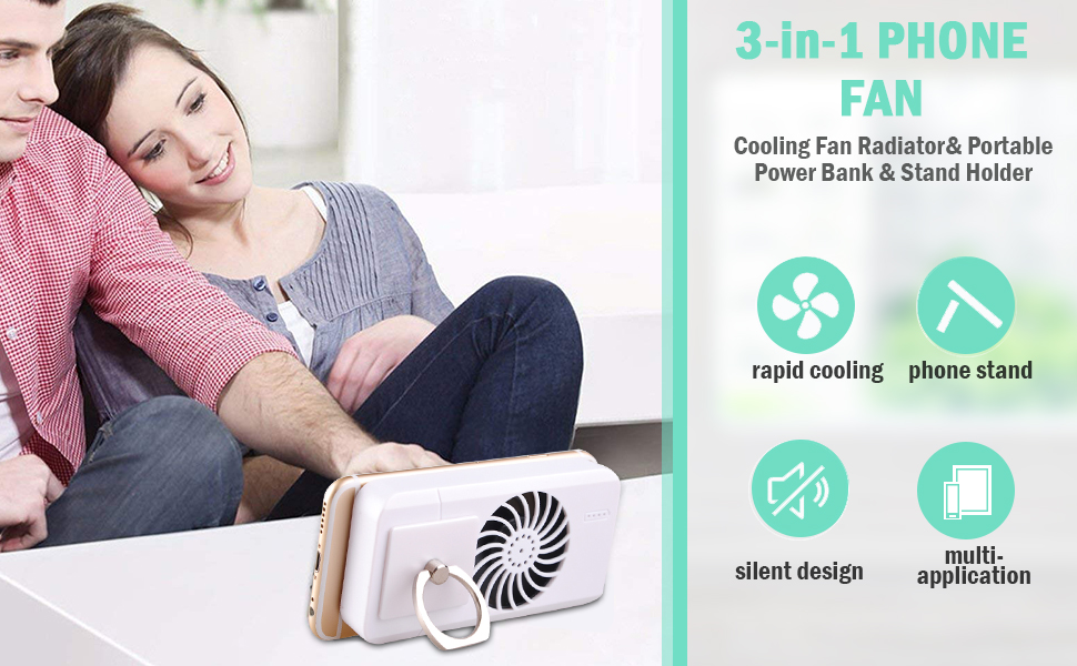 Phone Cooling Fan