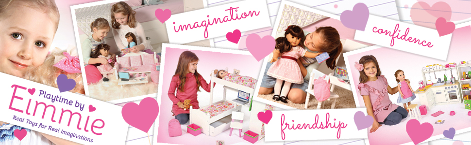 Playtime by Eimmie, Doll Accessories, Doll Furniture