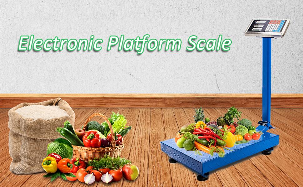 plarform scale