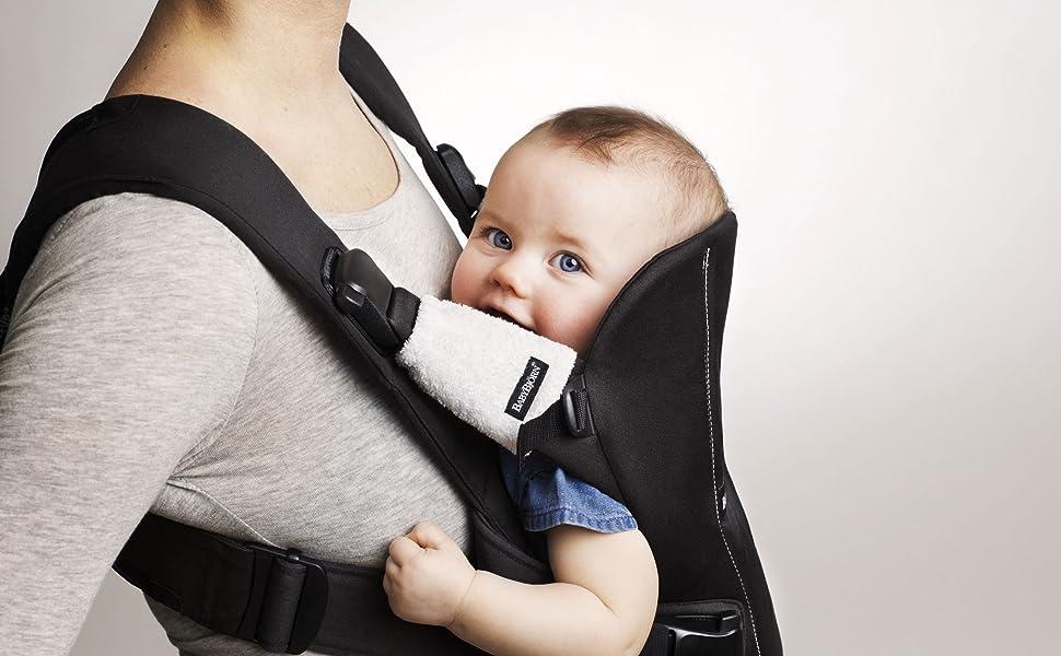 Amazon.com: BABYBJORN dentición Pads para carrito de bebé ...