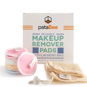 bamboo reusable makeup pads