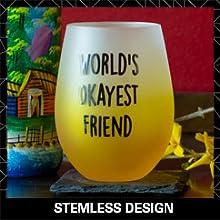 Stemless Design